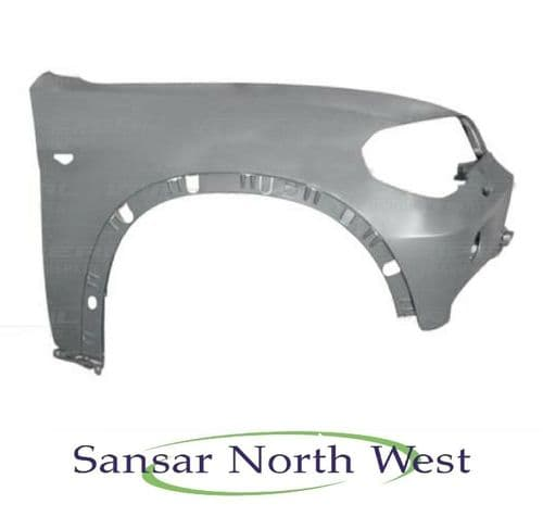 BMW X5 E70 - Drivers Side Front Wing Panel - O/S RIGHT 2007 to 2010 Models